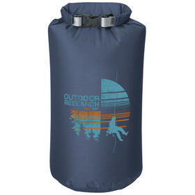 Outdoor Research Graphic Dry Sack Tavarajärjestely Descender 15l , sininen